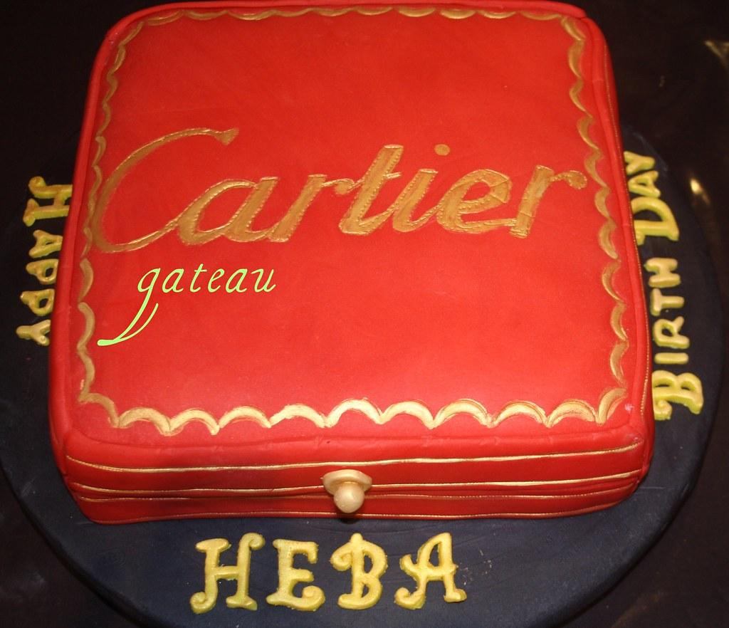 Cartier Box Cake Mobile 66983568 2200f947 Cupcake Flickr