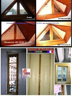 Volet interieur lyon volet bois volet ancien fabrication r for Volet interieur ancien