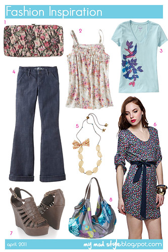 Fashion Inspiration April 2011 | by Jessie {Creating Happy}