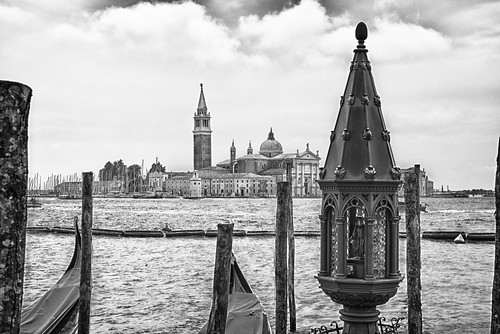 Venice black & white - HDR | by Kim D. S.