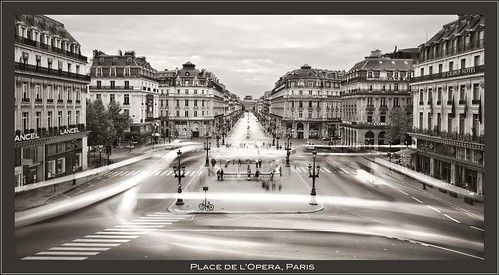 Place de l'Opera. Paris | by Nico Geerlings