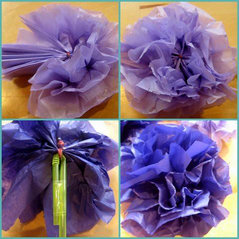 Make tissue paper flowers cathy nurturestore flickr make tissue paper flowers by cathy nurturestore mightylinksfo