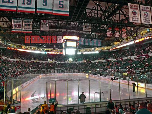 Ny Islanders Nassau Coliseum