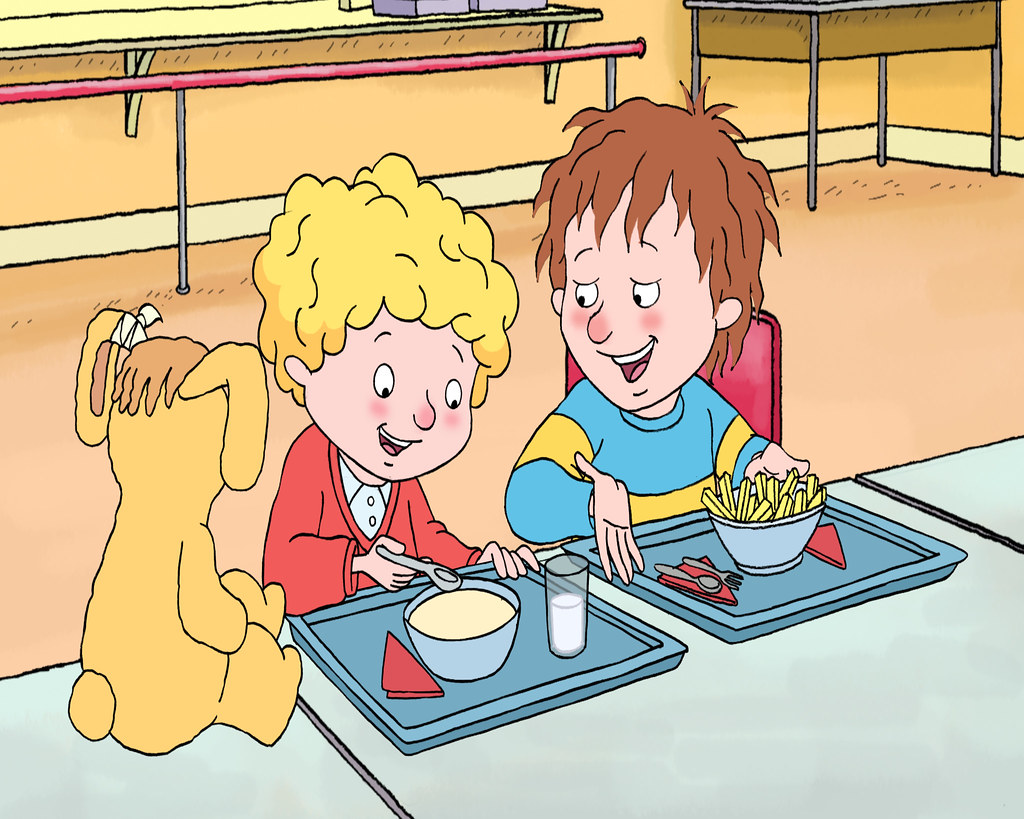 Horrid Henry And Perfect Peter