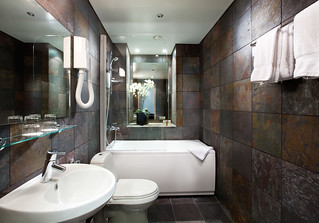 ZEN bathroom - von Stackelberg Hotel Tallinn | by Unique Hotels Group