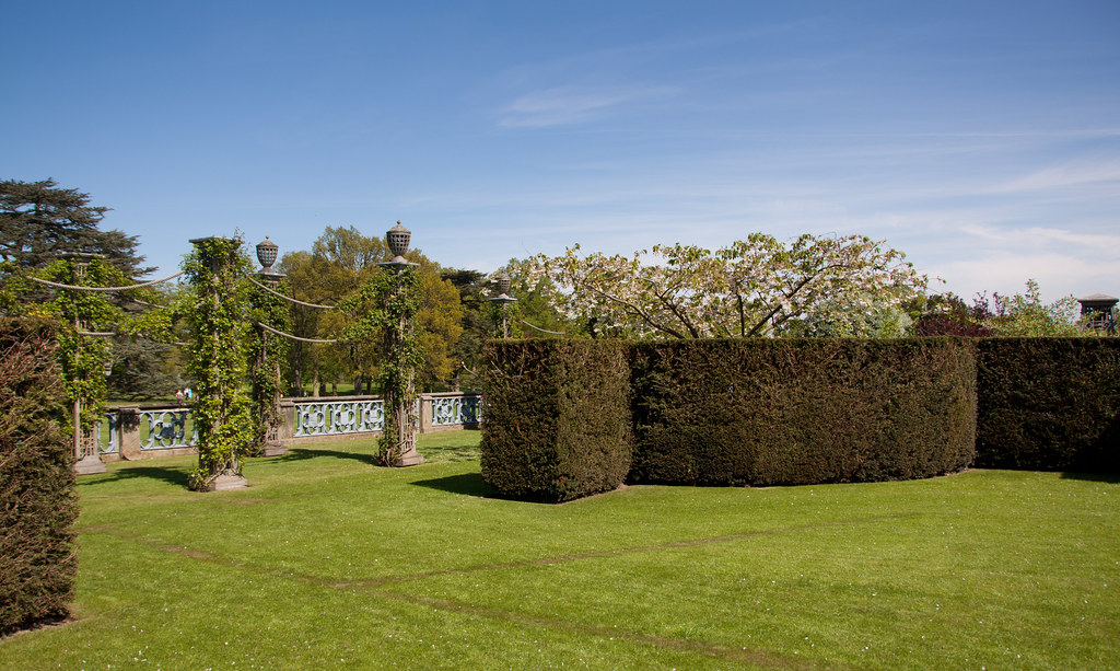 England   Cheshire   Eaton Hall   Rose Gardens   24th April 2011  5.