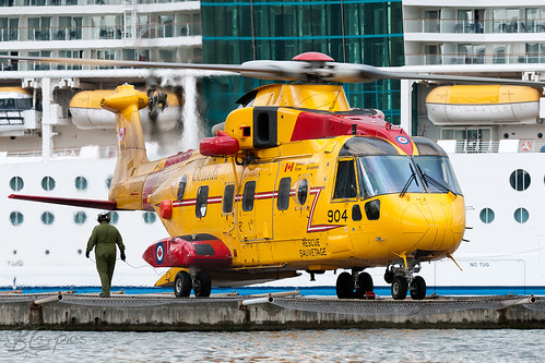 149904 - Canadian Forces Search and Rescue - CH149 Cormorant | by bcavpics