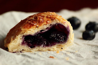 Blueberry Hand Pies | by pastryaffair