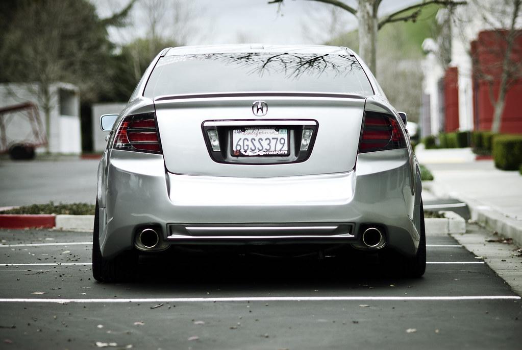 Eddie Trans Acura TL Rd Generation Acura TL In Flickr - Acura tl camber kit