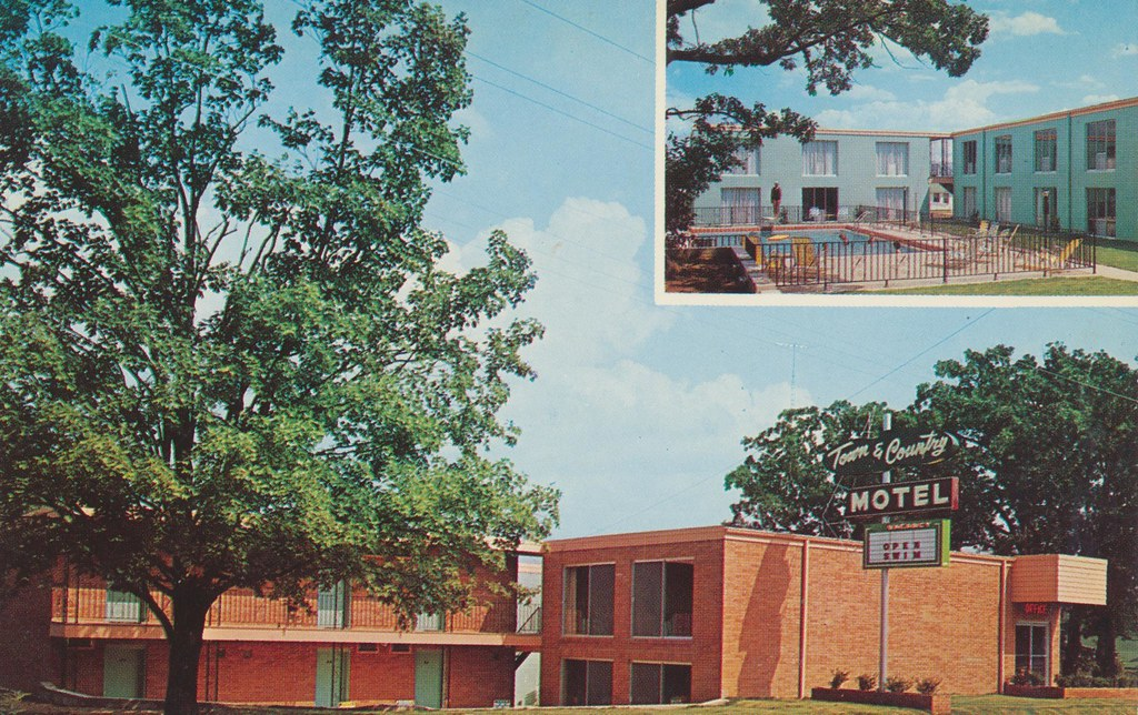 Town & Country Motel - Mountain Home, Arkansas