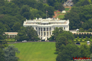 White House Tilt Shift | by Wallin Photographic
