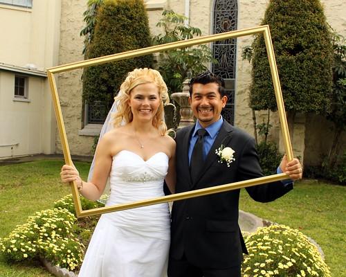 Framing A Wedding Ring