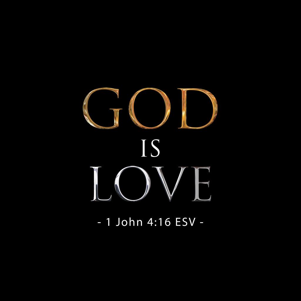 1 john 416 black ipad christian wallpaper by bible lock