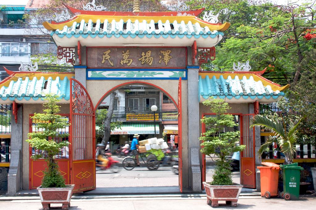 Image result for vietnam chinatown saigon