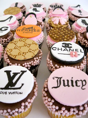 Fashionista Cupcakes | by katiskupcakes