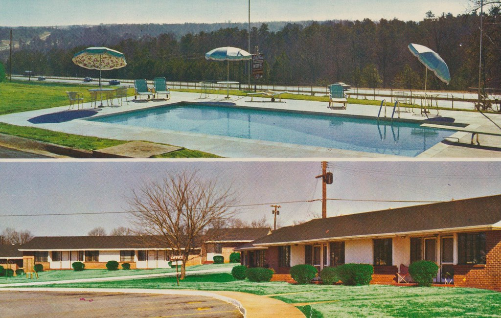 Cotillion Motel - Atlanta, Georgia