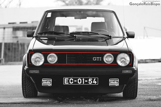 Golf Gti MK1 | by G.R.Bispo