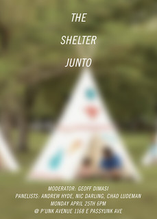 Junto rethinking shelter | by P'unk Ave