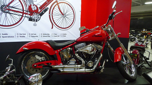 Indian Motorcycle | by Photo Nut 2011
