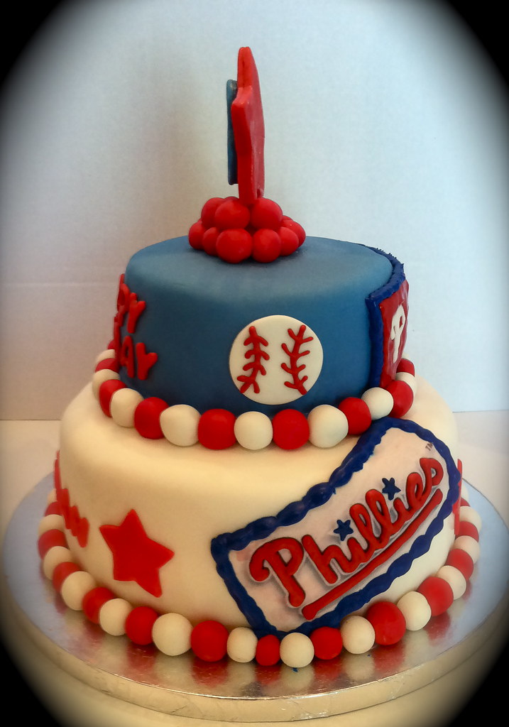Phillies birthday package