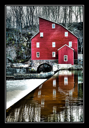 Red Mill Reflections | by christinefigler