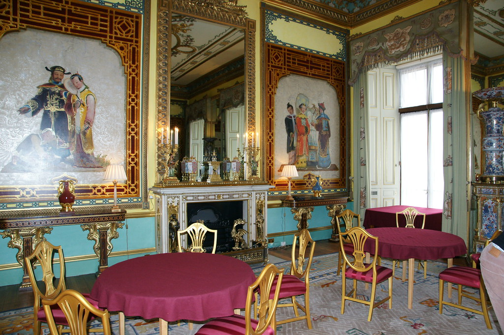 Buckingham Palace   by The British Monarchy. Buckingham Palace   The Chinese Dining Room  www royal gov u    Flickr