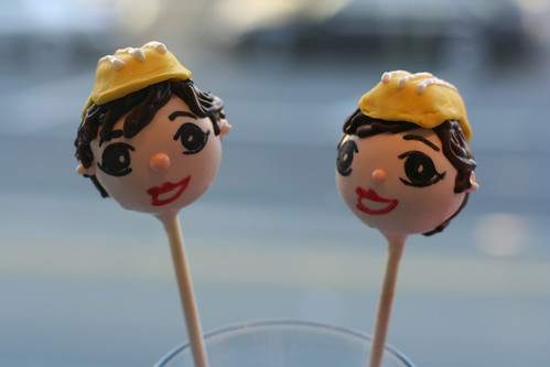 Cityville Cake Pops | by Sweet Lauren Cakes