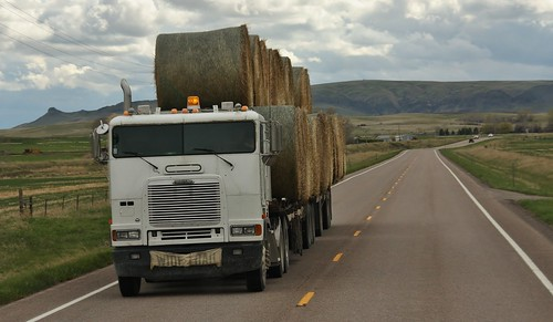 Hay on the Move | by DJ MacTrucker