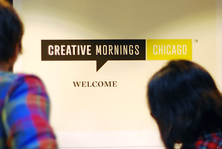 Creative Mornings with Jim Coudal | by kisokiso