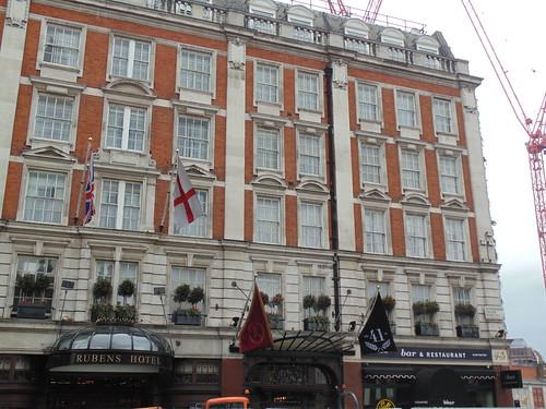 Rubens Hotel London Reviews