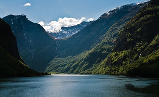 light on the fjord | by ...arpi...