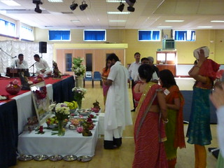 Shiv Maha Puran Katha by Shree Giribapu Leicester 14 June 2011 018 | by kiranparmar1