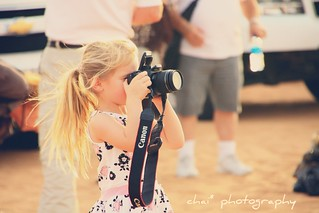 little photographer | by chai*