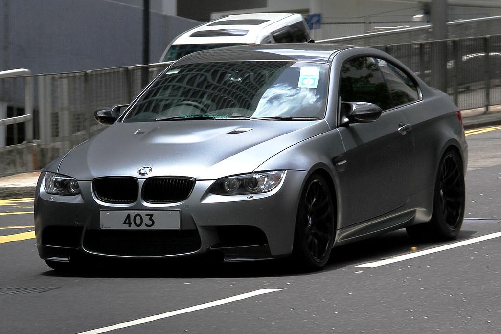 BMW, M3 \
