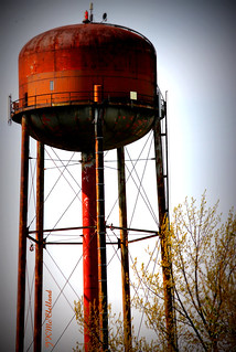 old water tower | by ThroughMyEyes_JKM