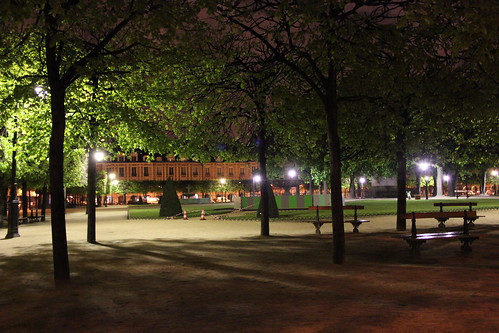 place des vosges la nuit paris cesar harada flickr. Black Bedroom Furniture Sets. Home Design Ideas