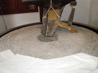"(4) ""Millstone"", Mill for grinding ceral grain! Mill of the XIX Century. Alcabideche / Portugal 