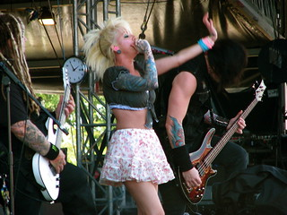 Maria Brink - In This Moment | by Rich Byham