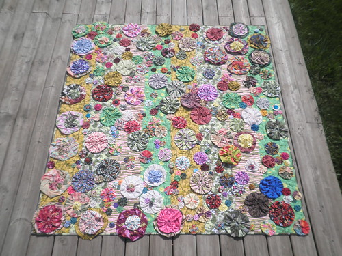 Bloom quilt kim lapacek flickr - Karen muir swimming pool kimberley ...
