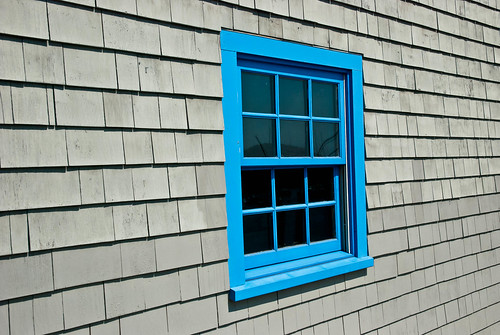 Blue Window | by Ed's  Photography