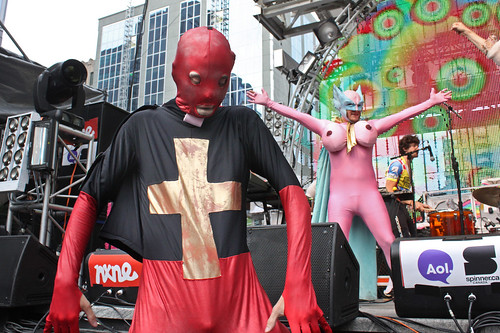 of Montreal – June 16, 2012 @ Yonge Dundas Square | by Jackman Chiu