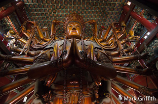The Buddha of a Thousand Arms | by Mark Griffith