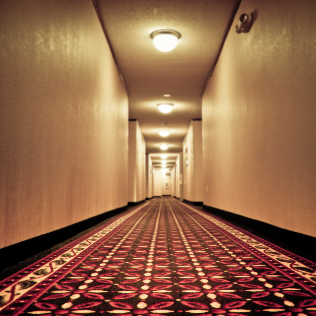 hallway vanishing point. hotel carpet ride by mynamesdonny hallway vanishing point