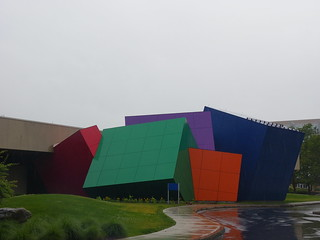Exterior - National Museum of Play, Rochester | by ellen forsyth