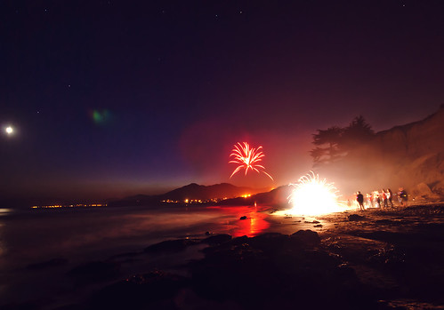 July 4th in the SLO Bay | by Lila Limited