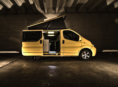 opel vivaro camper conversion 1 1 c lover van. Black Bedroom Furniture Sets. Home Design Ideas