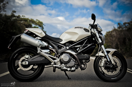 Ducati Monster 696 | by marceauphotography