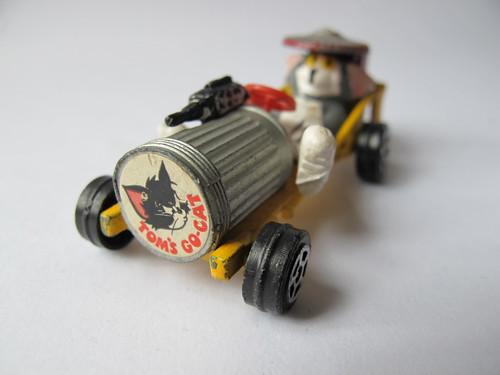 Cat Car Toy