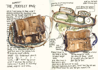 Trip Prep 13 - The {almost} perfect bag!! | by Liz Steel Art