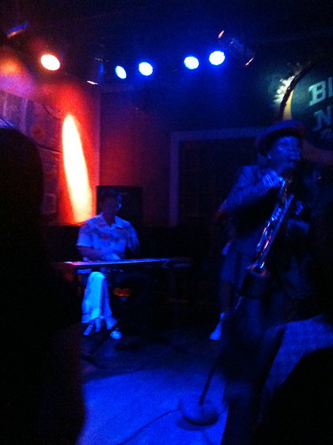Kermit Ruffins and his band | by Mazarine